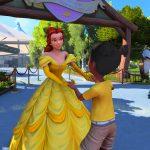 Disneyland Adventures Screen 1