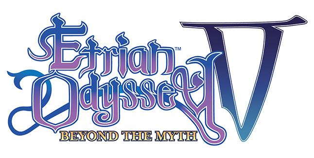 Etrian Odyssey V Beyond the Myth Logo