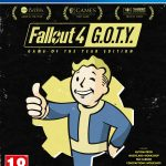 Fallout 4 Game of the Year Edition PS4 Boxart