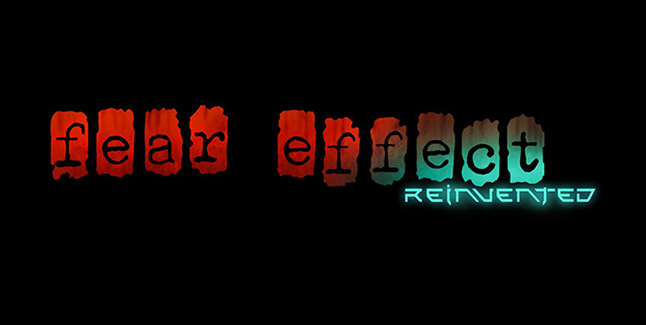 Fear Effect Reinvented Logo