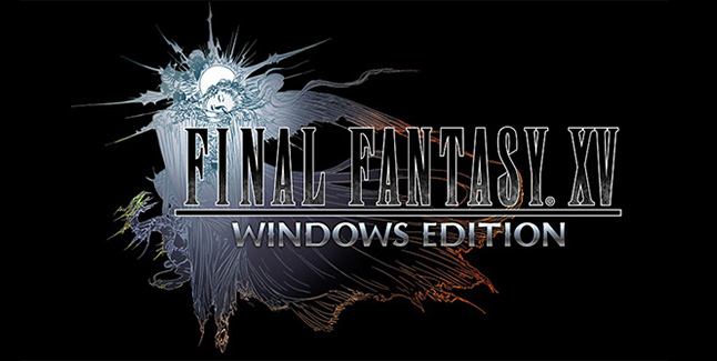 Final Fantasy XV Windows Edition Logo