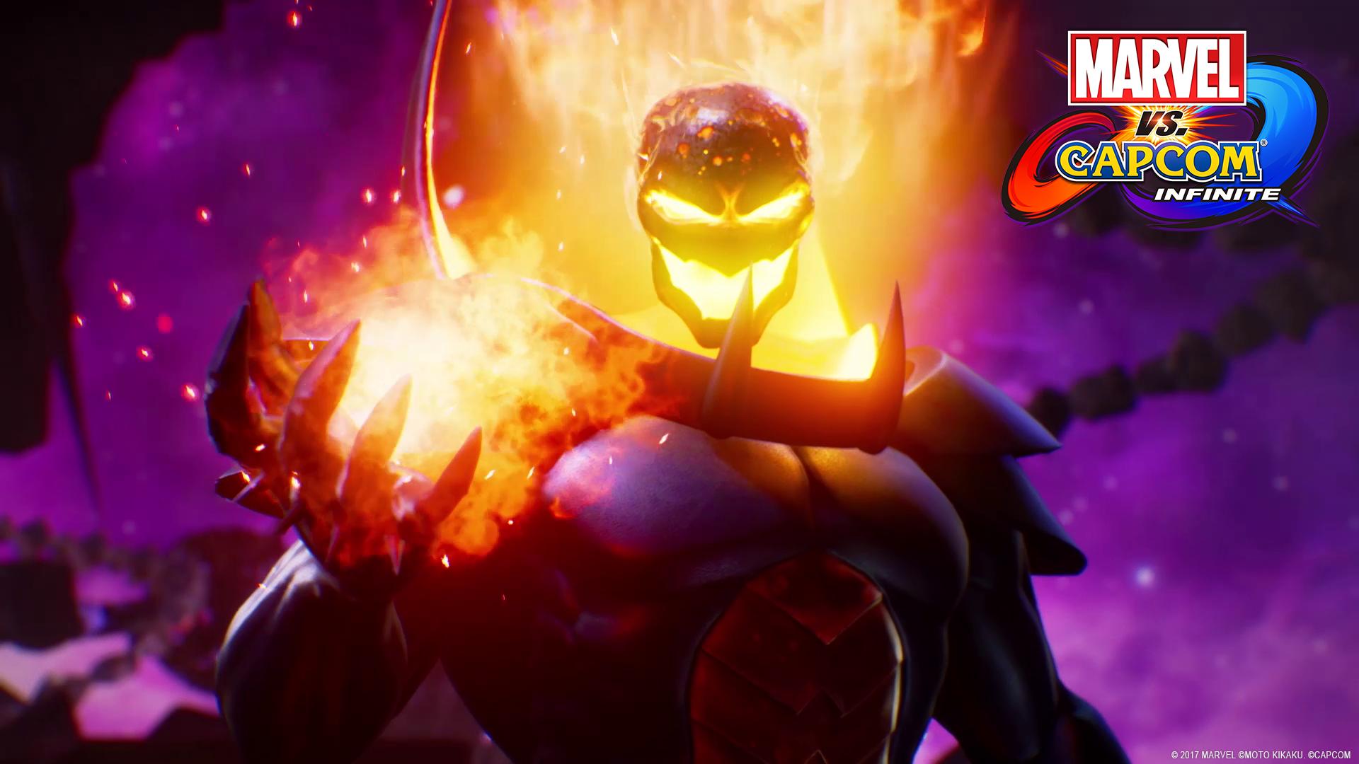 Marvel Vs Capcom Infinite Screen 3