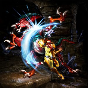 Metroid: Samus Returns Art 2