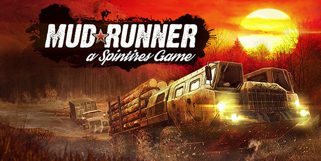 spintires mudrunner announced for ps4 xbox one and pc. Black Bedroom Furniture Sets. Home Design Ideas