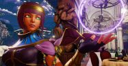 Street Fighter V Menat Screen 4