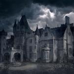 Black Mirror Castle Artwork