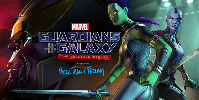 Guardians of the Galaxy: The Telltale Series Episode 3 Banner