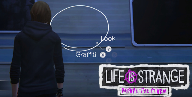 Life Is Strange Before The Storm Episode 1 Optional Graffiti Locations Guide