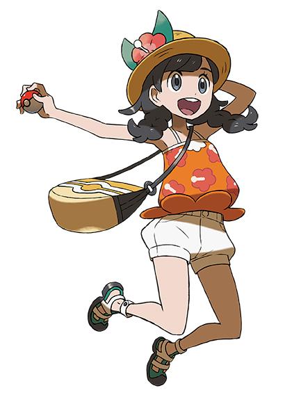 Pokémon Ultra Sun And Ultra Moon Artwork 3