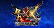 Monster Hunter XX Nintendo Switch Ver. Logo