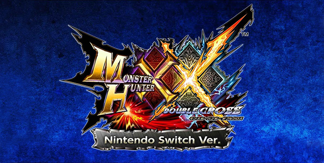 Monster Hunter XX Nintendo Switch Ver. Logo