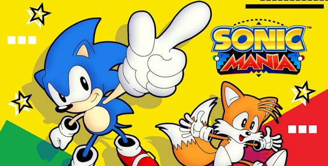 Sonic Mania Collectibles
