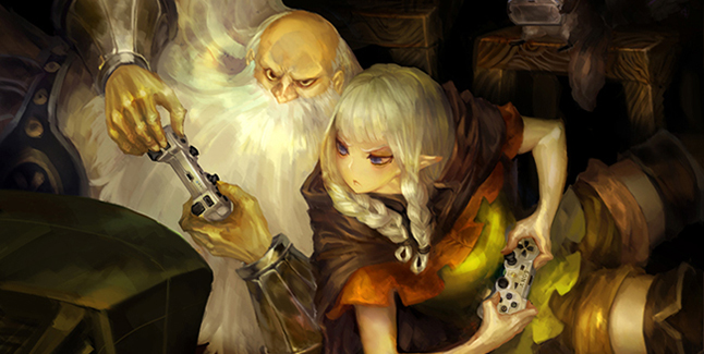 Dragon's Crown Banner