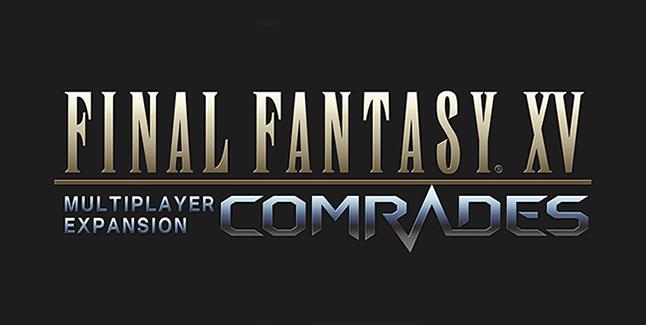 Final Fantasy XV Comrades Logo