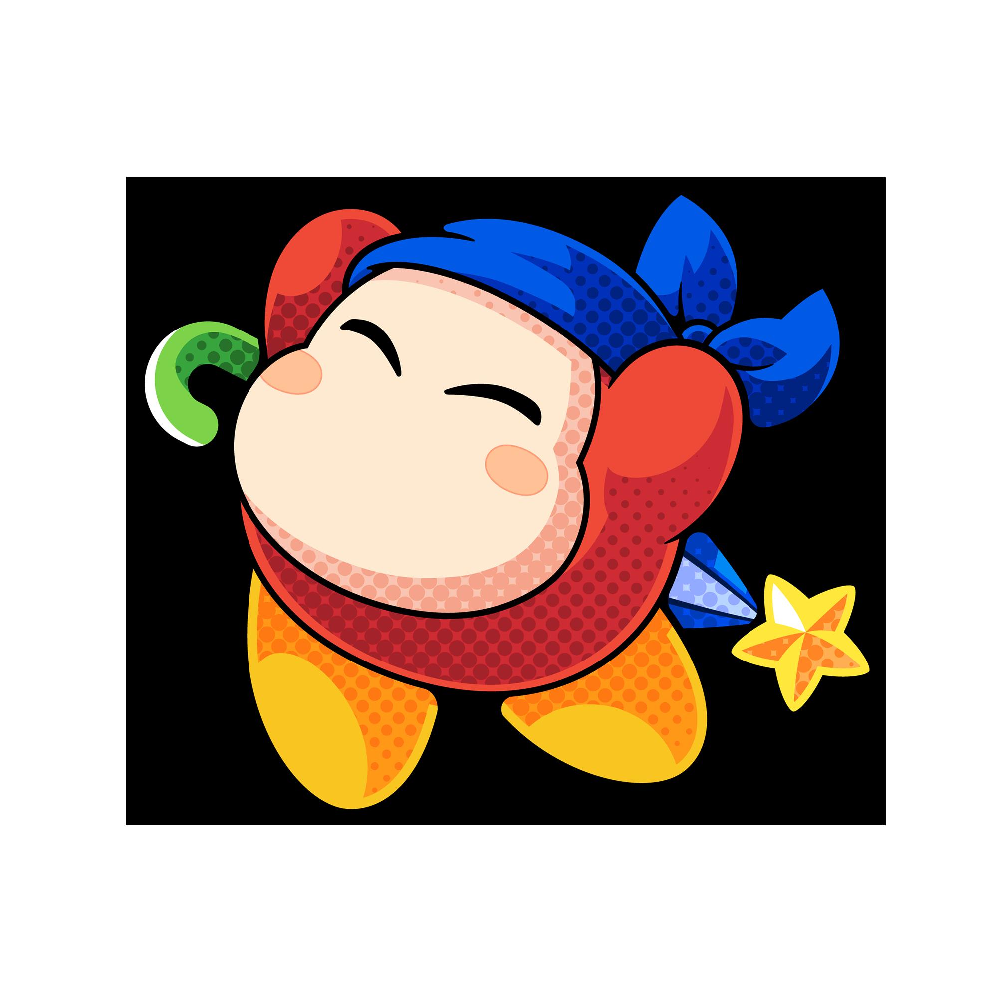 Kirby Battle Royale Art 10