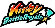 Kirby Battle Royale Logo