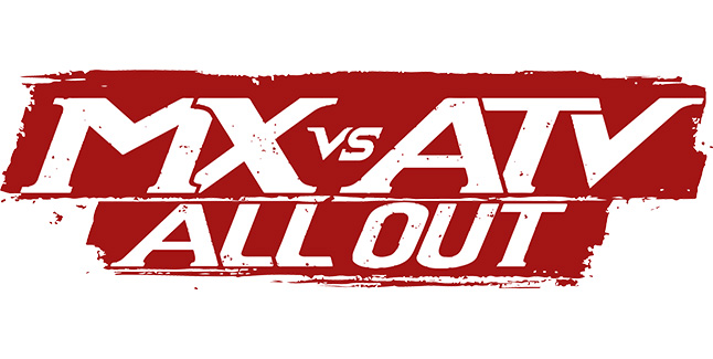 MX vs. ATV All Out Logo