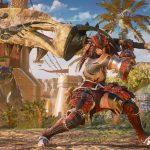 Marvel vs Capcom Infinite Monster Hunrter DLC Screen 1
