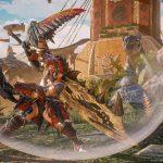 Marvel vs Capcom Infinite Monster Hunrter DLC Screen 2
