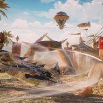 Marvel vs Capcom Infinite Monster Hunrter DLC Screen 7