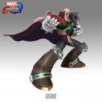 Marvel vs. Capcom Infinite Sigma Artwork
