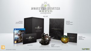 Monster Hunter World Collector's Edition 1