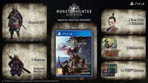 Monster Hunter World Digital Deluxe Edition 1