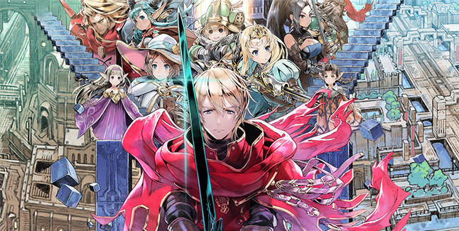 Radiant Historia Perfect Chronology Banner