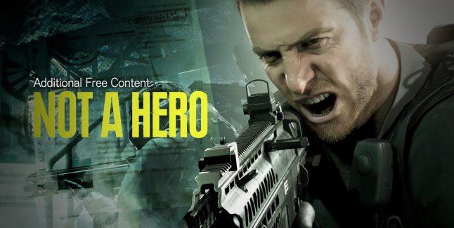 Resident Evil 7 biohazard Gold Edition Not a Hero DLC