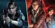 Resident Evil Revelations 1 and 2 Switch Banner