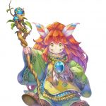 Secret of Mana Character Art 3