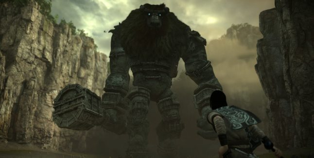 Shadow of the Colossus Remake Screen 1