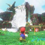 Super Mario Odyssey Screen 22