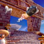 Super Mario Odyssey Art 1