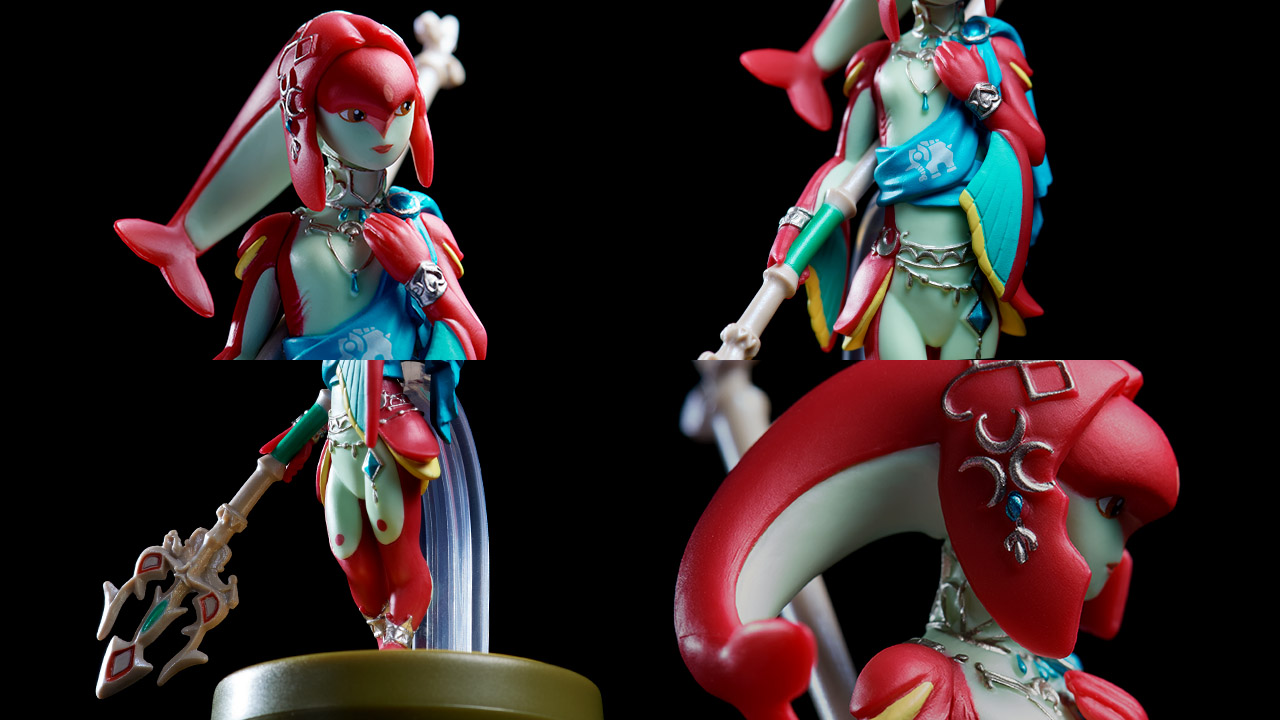 Zelda Breath Of The Wild Amiibo Mipha