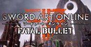 Sword Art Online Fatal Bullet Logo