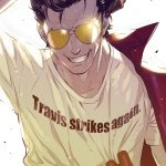 Travis Strikes Again No More Heroes Art 10