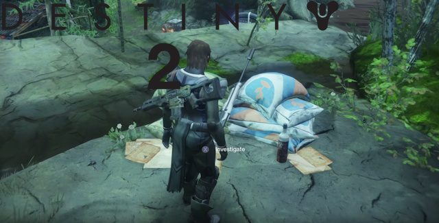 Destiny 2 Scannable Objects Locations Guide