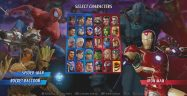 Marvel vs Capcom Infinite Unlockable Characters