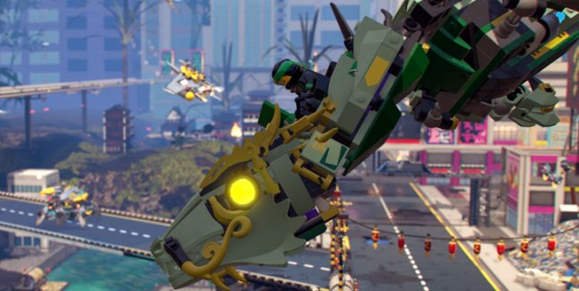 The Lego Ninjago Movie Videogame Achievements Guide