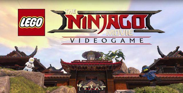 The Lego Ninjago Movie Videogame Collectibles
