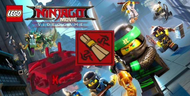 The Lego Ninjago Movie Videogame Red Bricks Ancient Scrolls Locations Guide