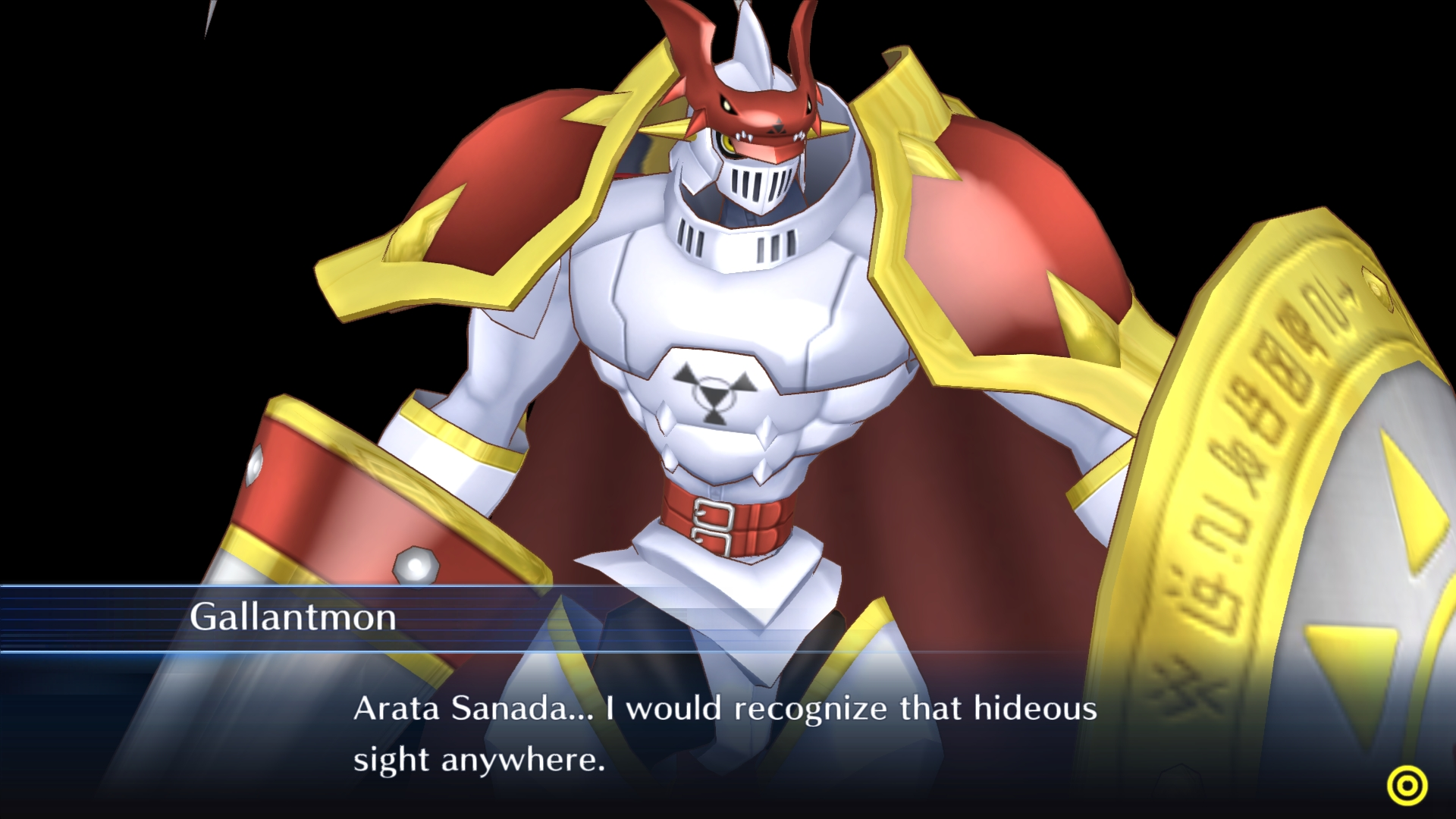 Digimon Story Cyber Sleuth Hackers Memory Screen 20