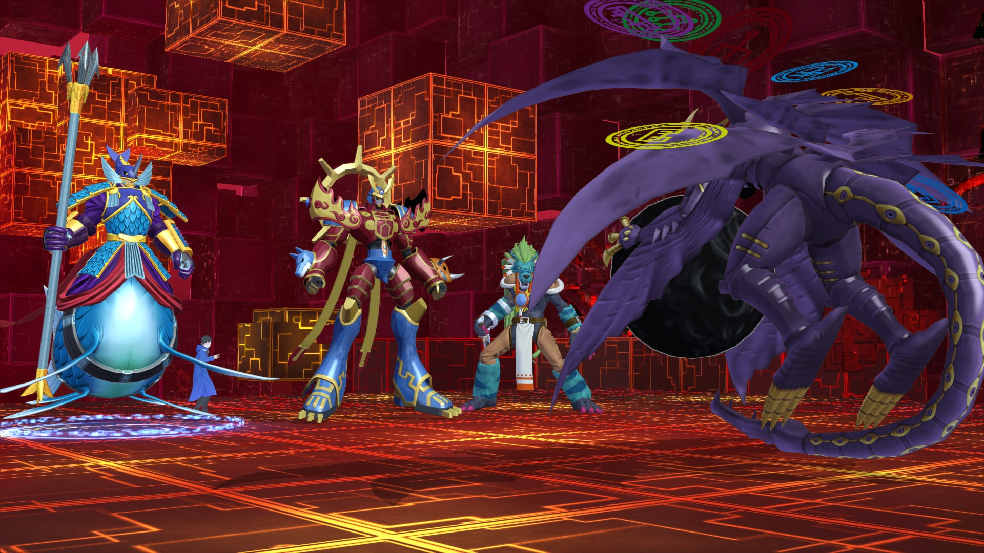 Digimon Story Cyber Sleuth Hackers Memory Screen 29