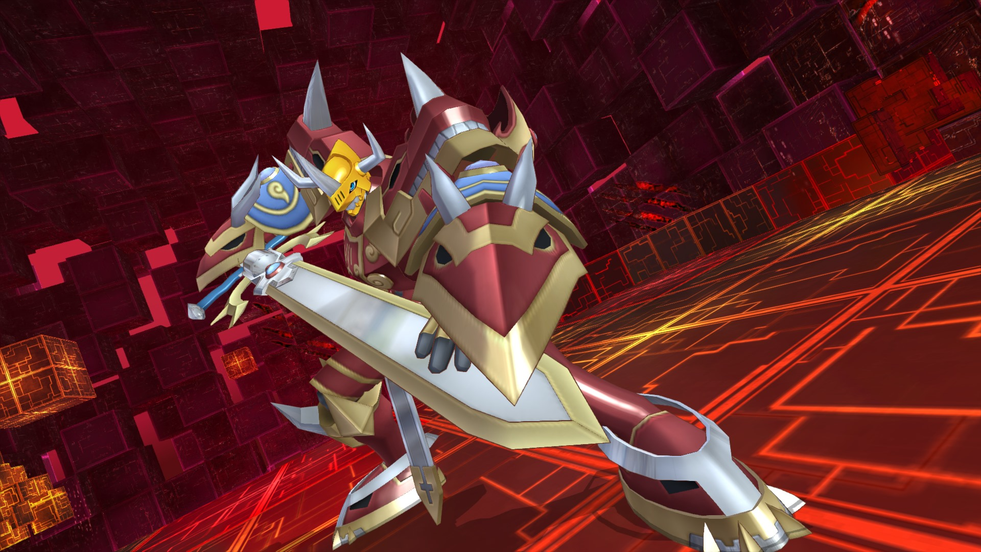 Digimon Story Cyber Sleuth Hackers Memory Screen 37