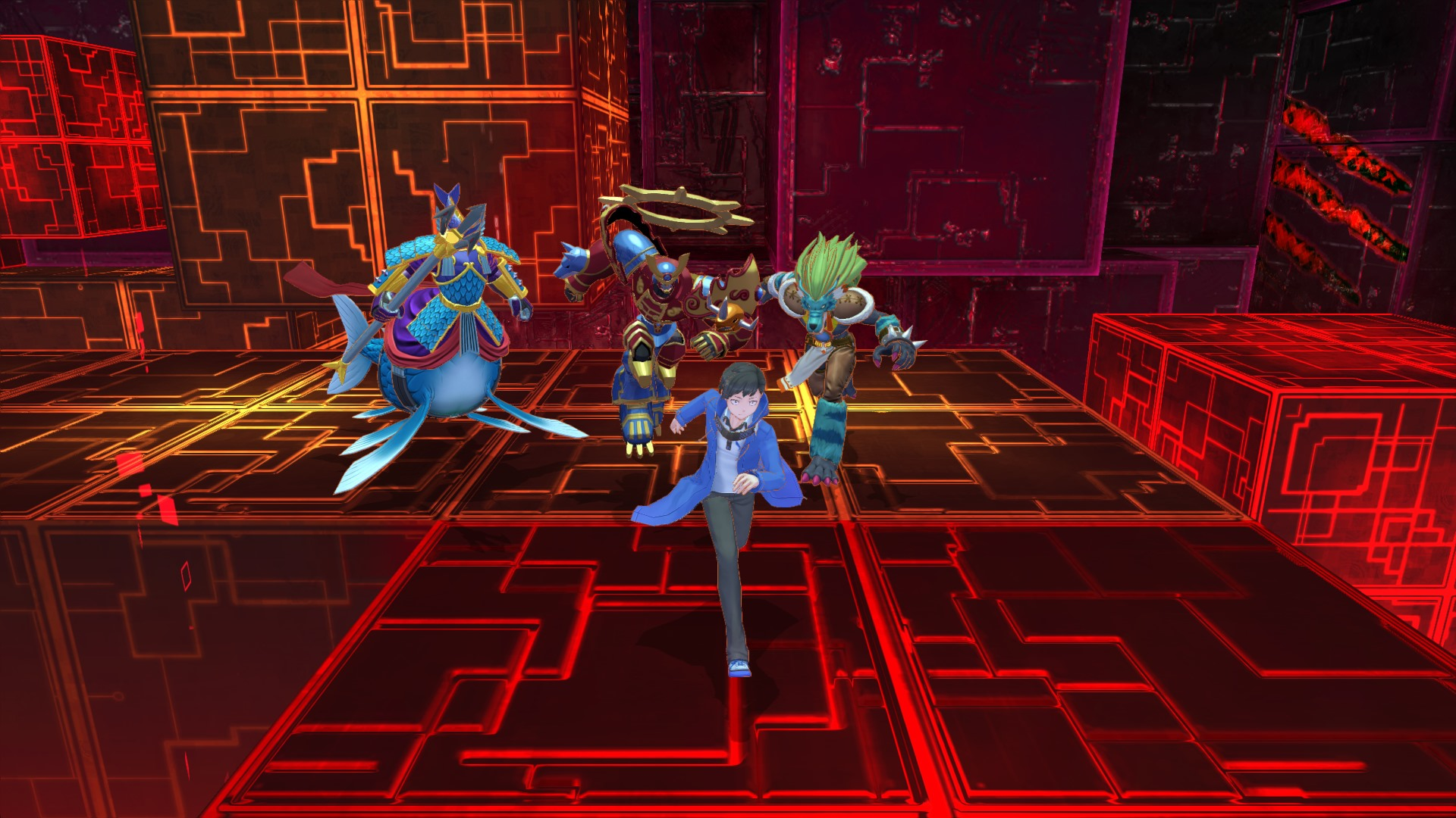 Digimon Story Cyber Sleuth Hackers Memory Screen 43
