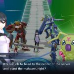 Digimon Story Cyber Sleuth Hackers Memory Screen 5