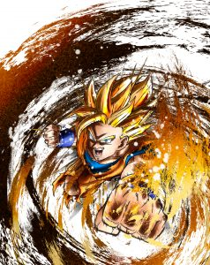 Dragon Ball FighterZ Cover Art