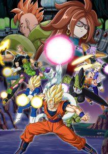 Dragon Ball FighterZ Key Art