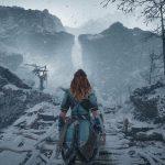 Horizon Zero Dawn The Frozen Wilds Screen 1
